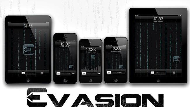 Evasion Jailbreak для iOS 7