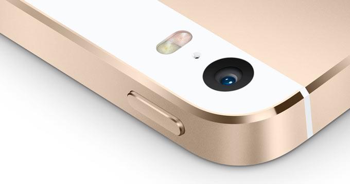 В iOS 7.0.2 улучшена серийная съемка для iPhone 5s