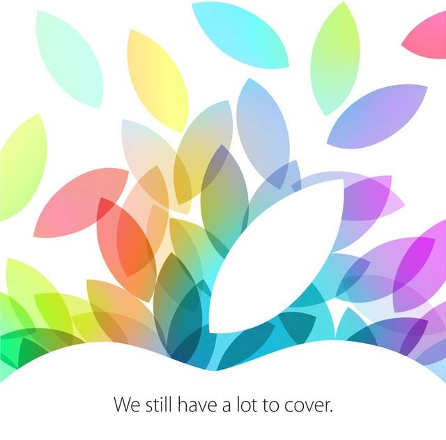 Презентация Apple 22 октября