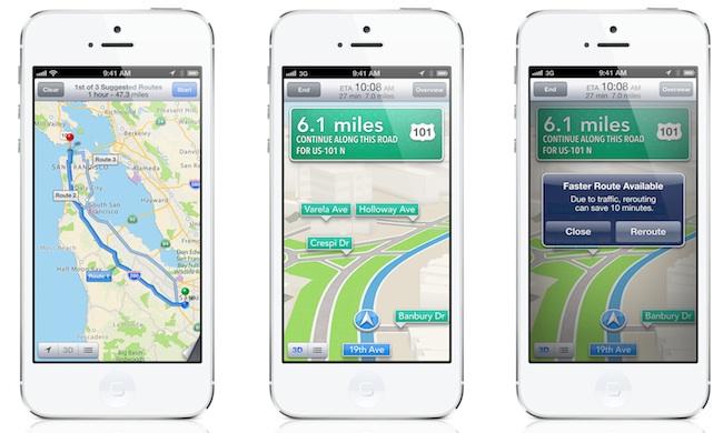 Как синхронизировать карты между Mac и iPhone