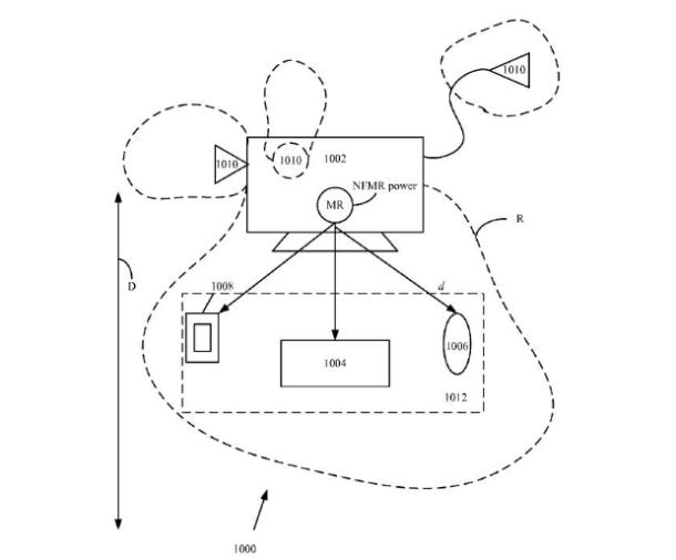 Apple Wireless Charge Patent
