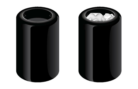 Mac Pro в каждой OS X Mavericks