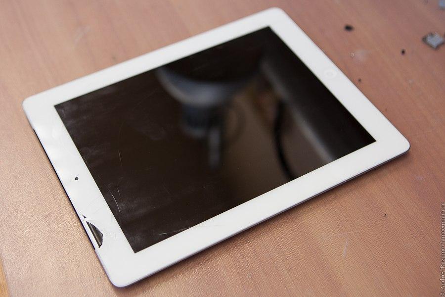 iPad 2 не видит SIM карту