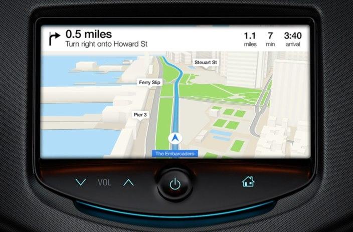 iOS in the Car появится в iOS 7.1
