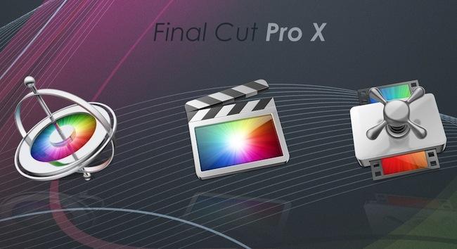 Apple обновила Final Cut Pro X 10.1