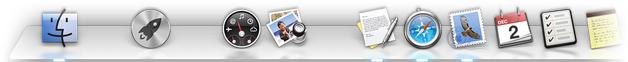 Как создать разделители Dock в OS X