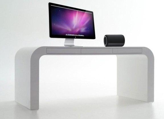Новый Mac Pro можно установить горизонтально