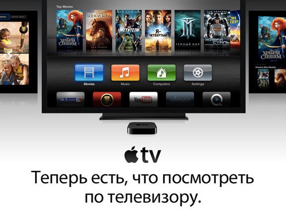 Apple TV 4-го поколения