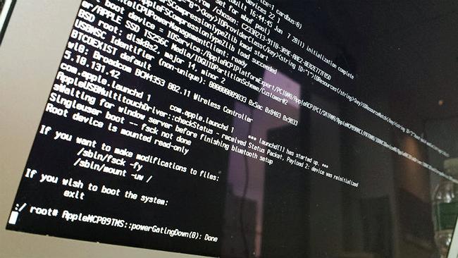 Как сбросить пароль на MacBook и iMac