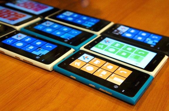 Windows Phone опережает iOS в ряде стран