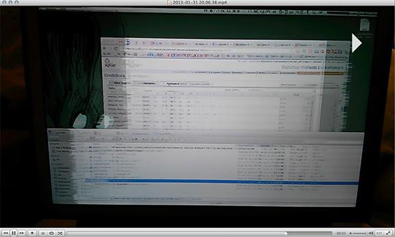 В MacBook Pro 2011 года выгорают видеочипы
