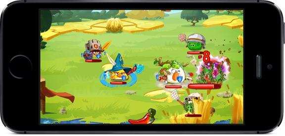 Как скачать Angry Birds Epic