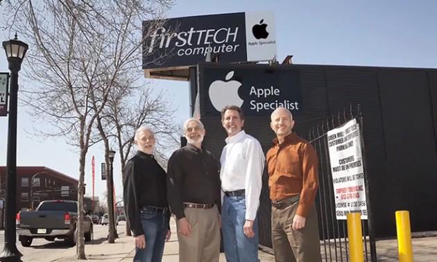 Закрыли FirstTech — первый магазин дистрибуции Apple