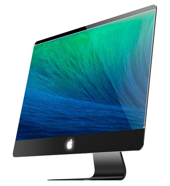 Новый iMac получит Retina дисплей с разрешением 3840 x 2160