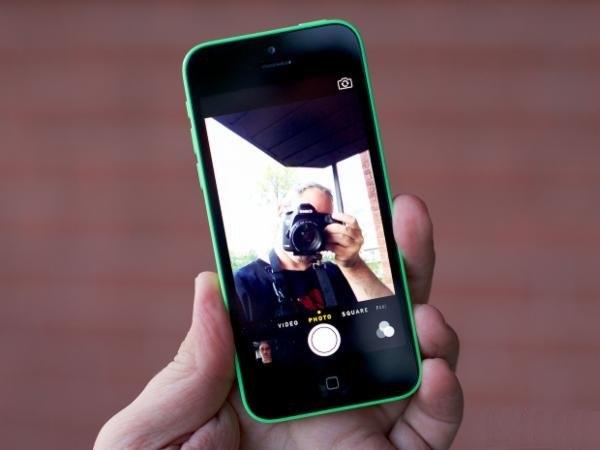Как разблокировать iPhone с помощью камеры