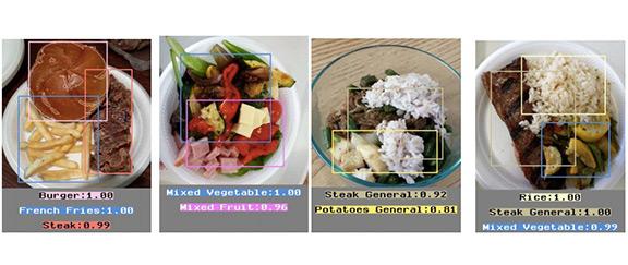 iPhone научили измерять калорийность блюд