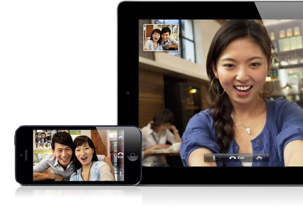 В iOS 6 не работает FaceTime