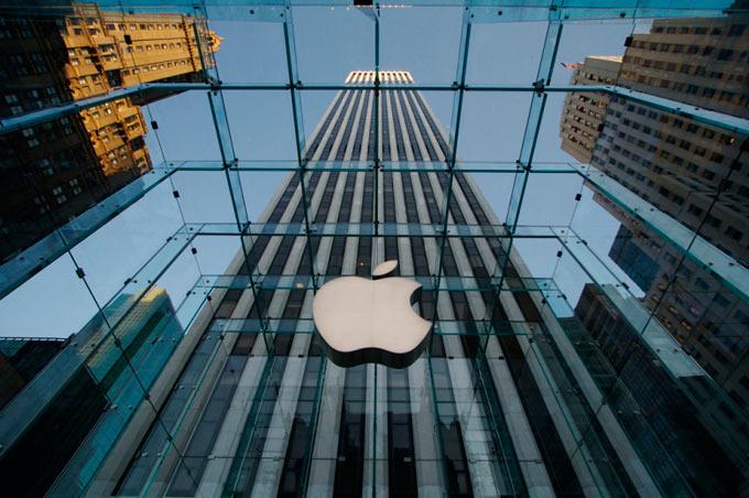 Финансовые результаты Apple за второй квартал 2014