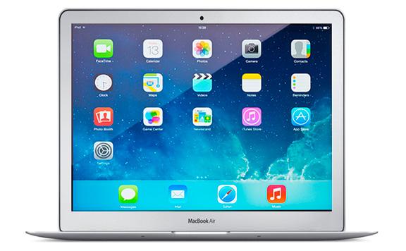 12 дюймовый Macbook Air на подходе
