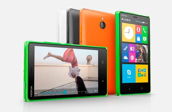 Купить Nokia X2 можно будет в июле