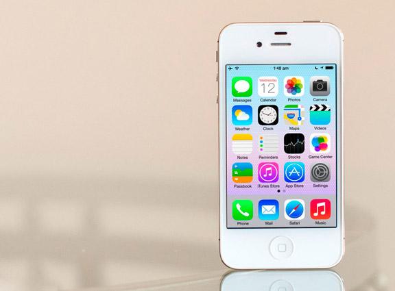 Как ускорить iPhone 4 и 4S с iOS 7