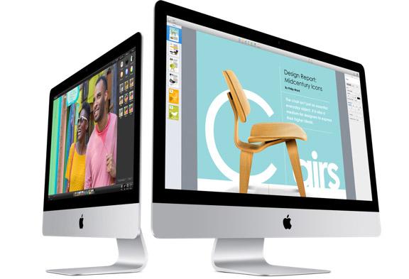 iMac с Retina дисплеем и графикой AMD