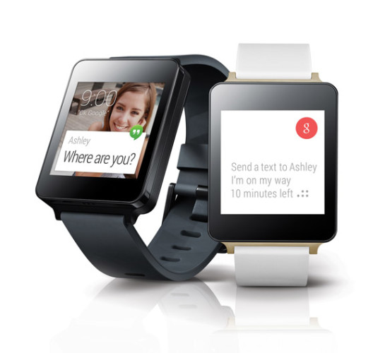LG G Watch можно купить в России
