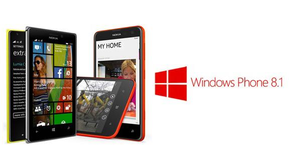 Обновление Windows Phone 8.1 для Nokia Lumia