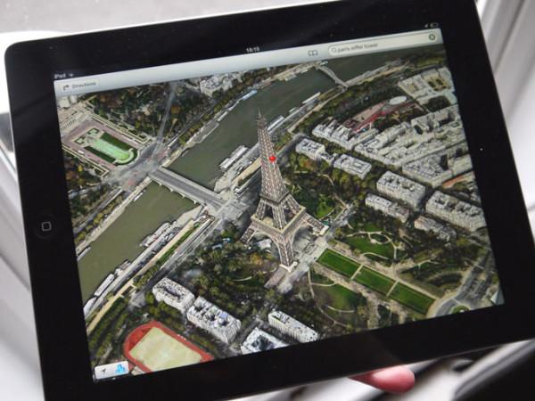 Руководитель команды Apple Maps сменил работу