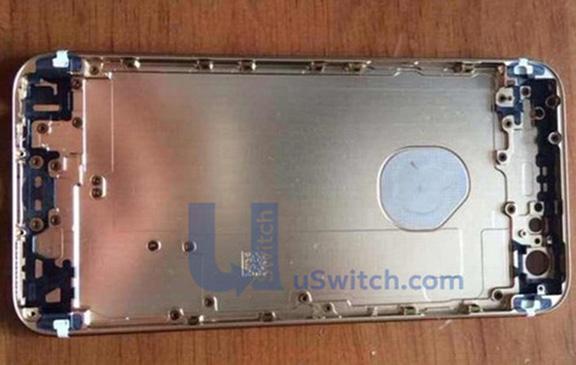 В iPhone 6 индикатор уведомлений спрячут в логотипе Apple