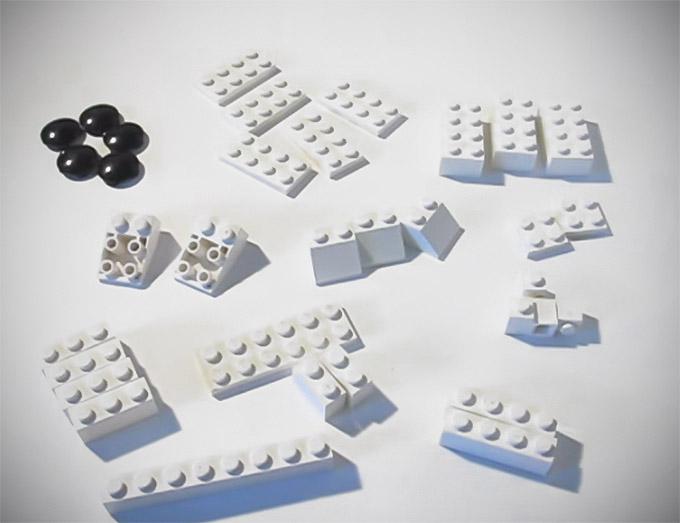 Как собрать док-станцию и подставку для iPhone из LEGO