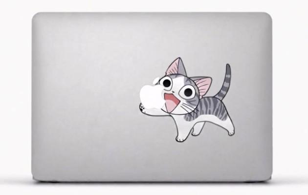 Наклейки для Macbook