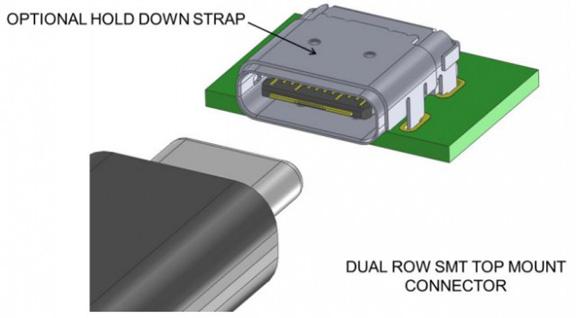 Двухсторонний USB разъем аналог Lightning