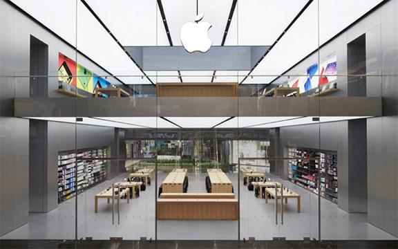 Магазин Apple Store в Стамбуле стал образцом инженерной мысли