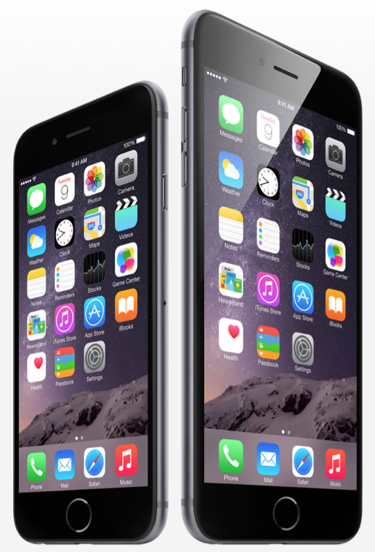 iPhone 6 Plus быстрее iPhone 6