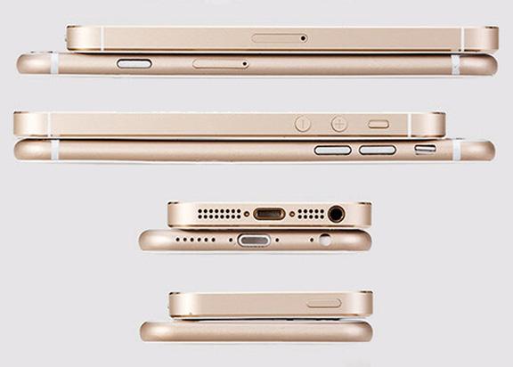 iPhone 6 получит 128 Гб памяти