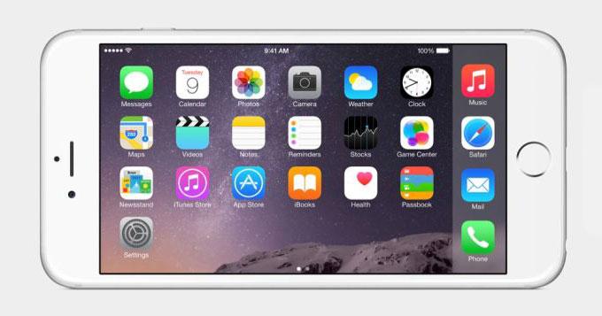 iOS 8.1 beta 1 доступна разработчикам приложений для iPhone и iPad