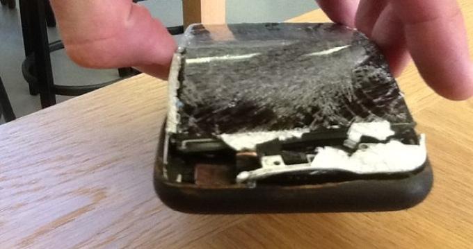 Fire-iPhones