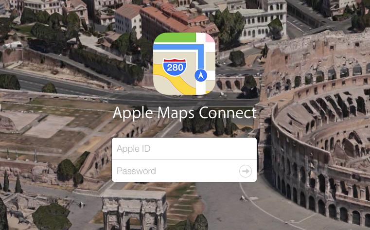 Добавить компанию на Apple Maps можно через сервис