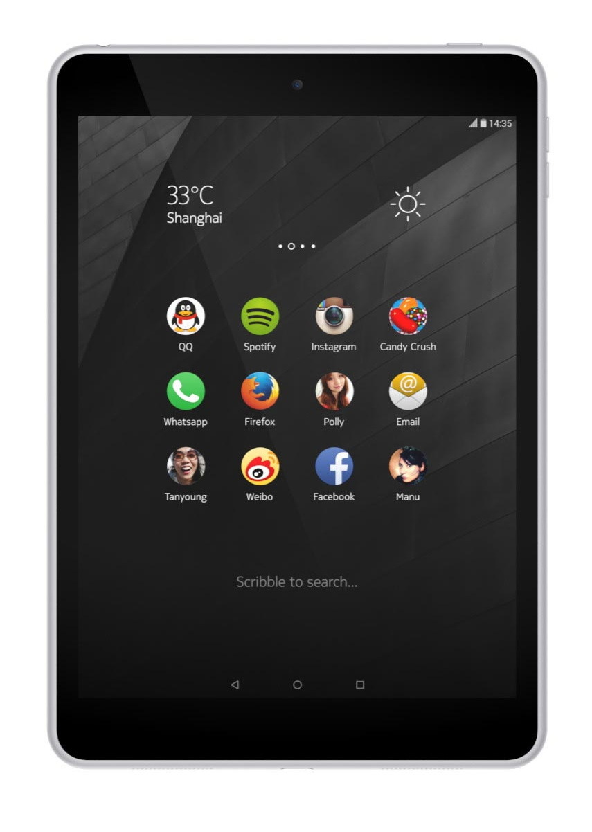 Android планшет Nokia N1