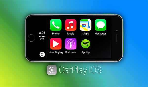 Как установить и использовать Apple CarPlay на iPhone и iPad