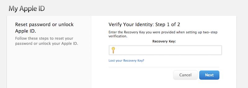 Когда нельзя восстановить Apple ID