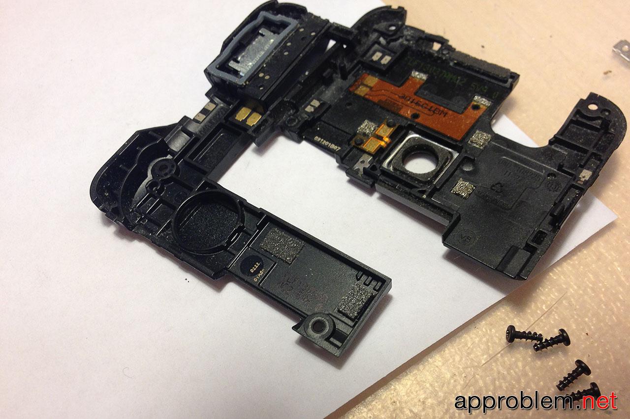 Как разобрать Nokia Lumia 620