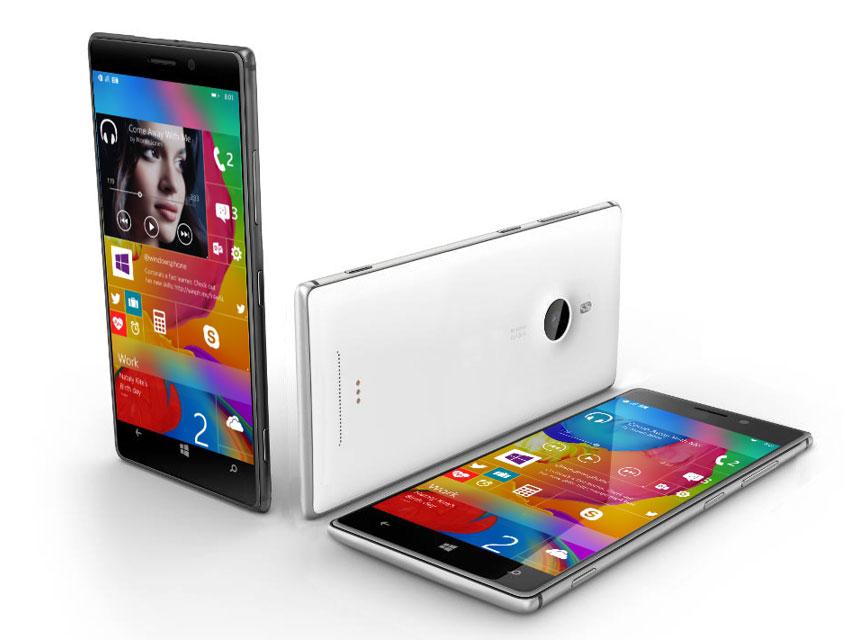 Lumia на Windows 10