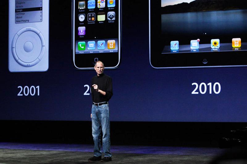 iPad исполнилось 5 лет