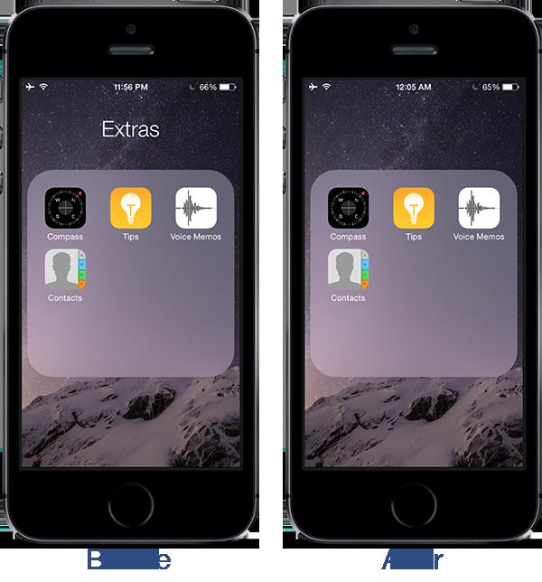 Лучшие твики для iOS 8. Часть 14