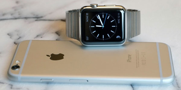 Apple Watch быстро разряжает аккумулятор iPhone